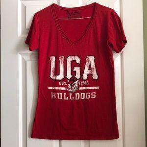 💎 Georgia Bulldogs shirt